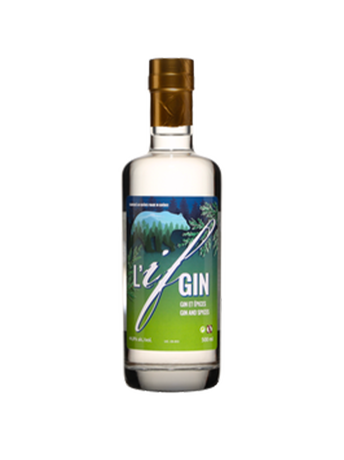 IF GIN EPICE