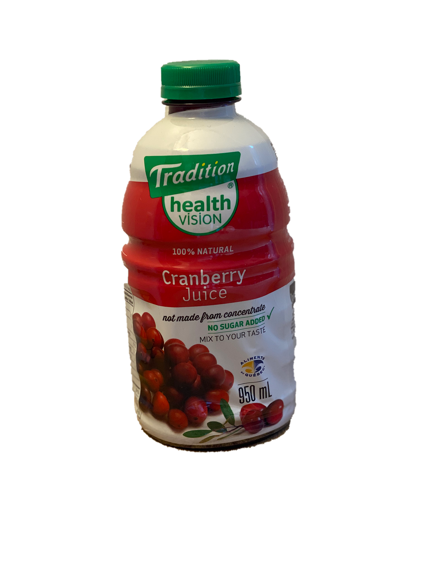 Pack 6 Condensed Cranberry juice (6 x 950ml)
